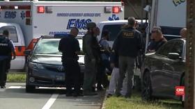 VIDEO: 2 Polisi Wanita Tewas Tertembak