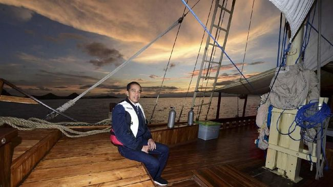 Jokowi Poles Bandara Komodo Hingga Labuan Bajo Demi KTT G20