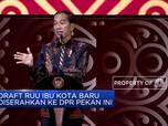 Jokowi: Draft RUU Ibu Kota Baru Diserahkan Pekan Ini ke DPR
