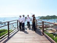 Jokowi Bangun Pelabuhan Multi Fungsi Pertama di RI