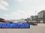 Sriwijaya Air Berniat Optimalisasi Rute Penerbangan