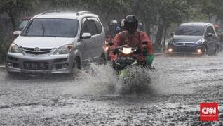 Jakarta Hujan Lebat, BPPT Terus Lakukan Modifikasi Cuaca
