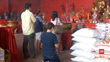 VIDEO: Kawasan Glodok Jelang Perayaan Tahun Baru Imlek