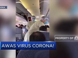 Hati-Hati! 3 Orang Sudah Tewas Akibat Virus Corona di China