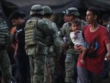 Gempa M 7,4, Meksiko Laporkan Tsunami Lokal