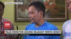 VIDEO: Raja Keraton Agung Sejagat Minta Maaf