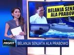 Simak! Belanja Senjata Ala Prabowo