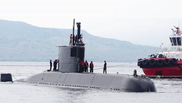 Jumlah kapal selam milik Indonesia memang masih terbatas.