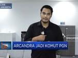 Sah! Arcandra Tahar Jadi Komisaris Utama PGN