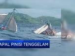 Kapal Tumpangan Wartawan Kepresidenan Tenggelam