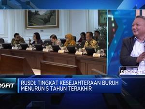 Kesejahteraan Buruh Era Jokowi VS SBY, Ini Curhatan KSPI
