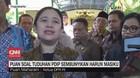 VIDEO: Puan soal Tuduhan PDIP Sembunyikan Harun Masiku