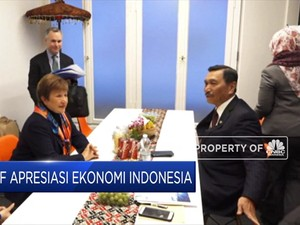 IMF Apresiasi Ekonomi Indonesia