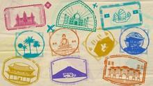 INFOGRAFIS: Perkiraan Biaya Wisata Murah di Asia