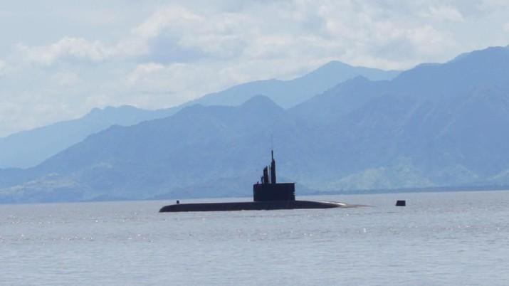 Lulus! Kapal Selam Buatan RI Mampu Menyelam Kedalaman 250 M