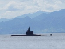 Halau China, Kapal Selam Militer AS Serbu Laut China Selatan