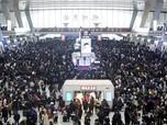 Menyemut, Ribuan Orang Mudik Jelang Imlek di China
