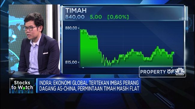 TINS PT Timah Genjot Kinerja, Analis: Investor Nantikan RUPSLB