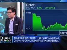 PT Timah Genjot Kinerja, Analis: Investor Nantikan RUPSLB