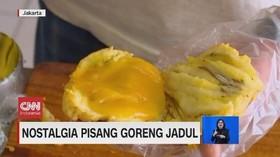 VIDEO: Nostalgia Pisang Goreng Jadul