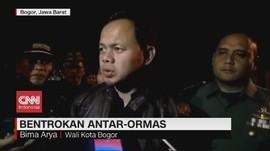 VIDEO: Bima Arya Bicara Soal Bentrokan Ormas di Bogor