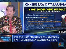 Dikritisi Buruh, Satgas: Omnibus Law Tingkatkan Kesejahteraan