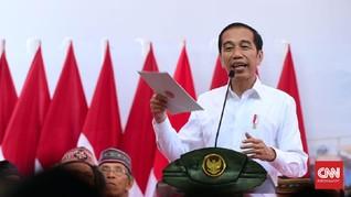 Jokowi soal Kenaikan Luas Karhutla: Kurang yang Dicopot?