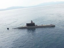 RI Sukses Bikin Kapal Selam, Satu-Satunya di ASEAN