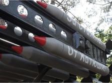 Penampakan Roket Katyusha yang Buat 'Porakporanda' Militer AS