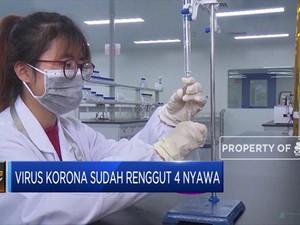 Terus Bertambah, Virus Korona Sudah Renggut 4 Nyawa di China