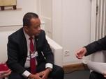 Oleh-Oleh Davos: Pabrik Es Krim Sampai Ekspansi Burj Al Arab