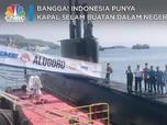 Top! RI Punya Kapal Selam Buatan Dalam Negeri