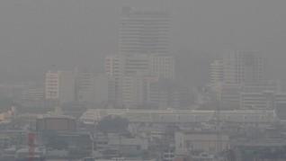 Bangkok Dibayangi Kualitas Udara Buruk Selama Sepekan
