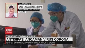 VIDEO: Antisipasi Ancaman Virus Corona