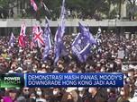 Demo Masih Panas, Moody's Downgrade Hong Kong Jadi AA3