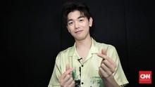 Terpincut Eric Nam yang Supel dan Tanpa Batasan