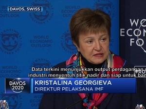World Economy Forum Dibuka Hari Ini