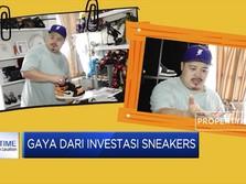 Tips Berinvestasi dengan Sneakers Bagi Milenial