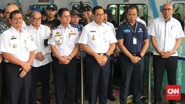 Anies Sentil Pemerintah soal Integrasi Transportasi Indonesia