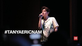 VIDEO: #TanyaEricNam, dari Soal Lagu Baru hingga Agnez Mo