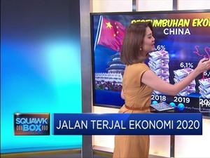 Jalan Terjal Ekonomi 2020