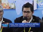 PGN Target Bangun 266.000 Jaringan Gas Rumah Tangga