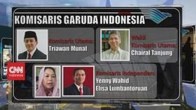VIDEO: Mengenal Sosok Direksi Baru PT. Garuda Indonesia