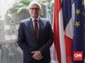 Prancis Ingatkan AS Bahaya Ubah Perjanjian Nuklir dengan Iran