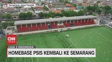 VIDEO: Homebase PSIS Kembali ke Semarang