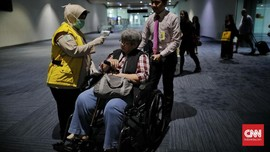 Kemlu Tunggu Pemerintah China untuk Evakuasi WNI di Wuhan