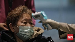 Virus Corona, Inggris Keluarkan Travel Warning ke China