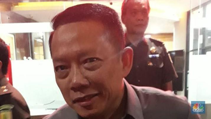 Direktur Penyidikan Kejagung Febrie Adriansyah membuka suara terkait update penyidikan dugaan korupsi di PT Asuransi Jiwasraya.