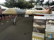 Penampakan Sangar Drone Pembawa Bom Buatan RI