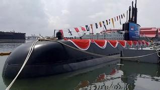Kapal Selam Alugoro, KRI TNI AL Usung Torpedo Generasi Baru